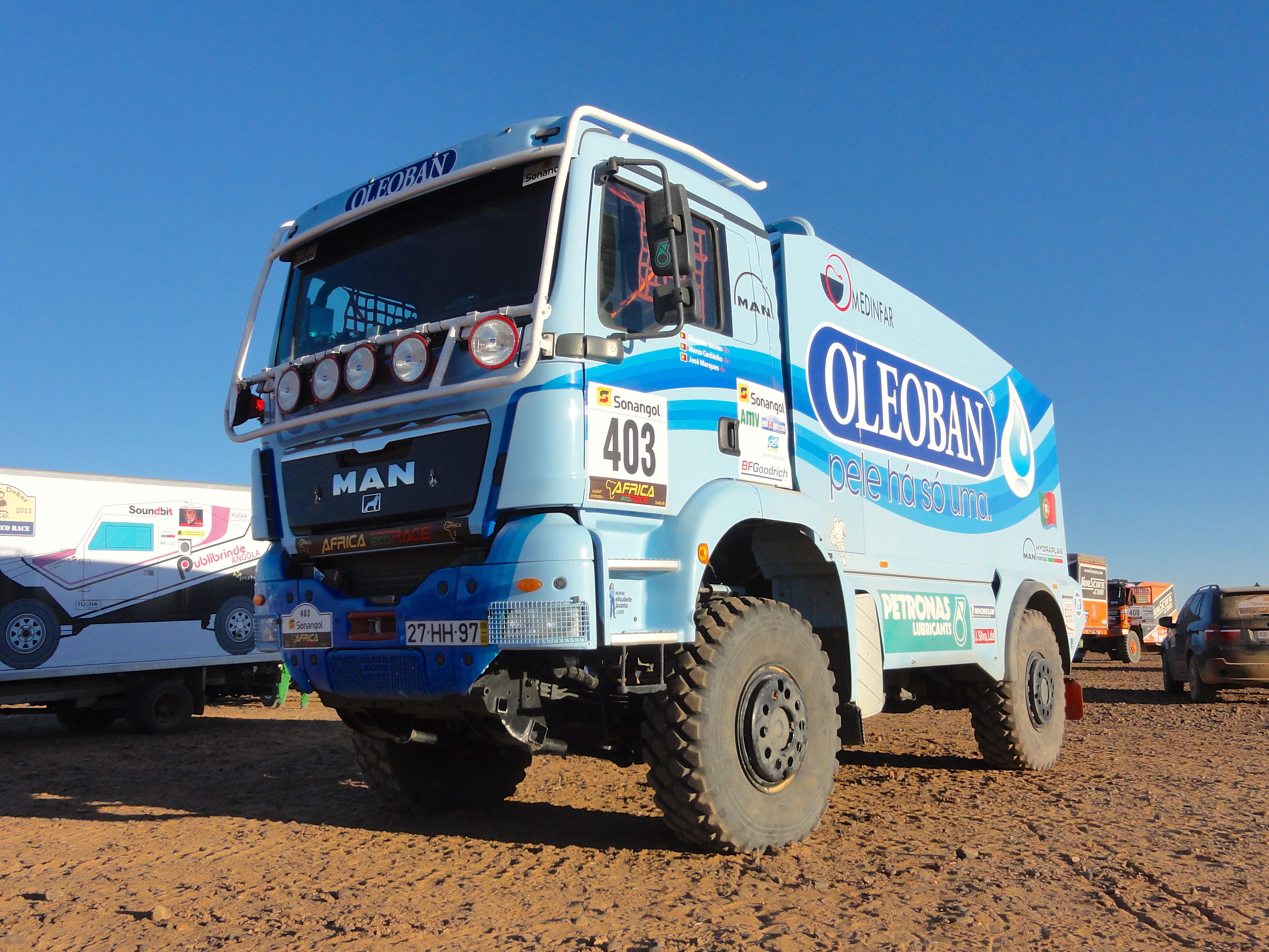 Morocco: On The Trail Of The Rally — Part 4 Africa Eco Race ...