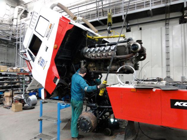 mounting motor 2