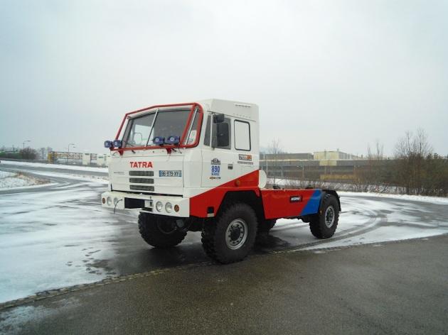 Tatra First Test 1