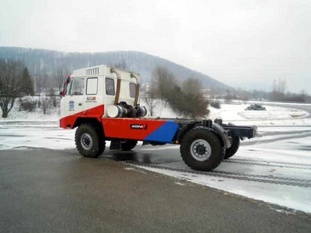 Tatra First Test 2