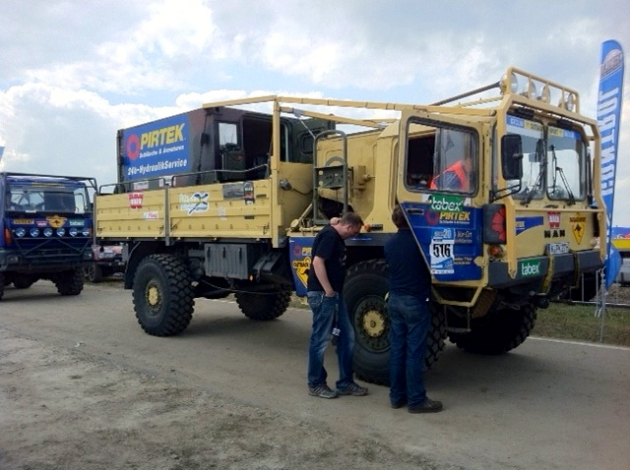 Breslau-Scrutineering-Camion