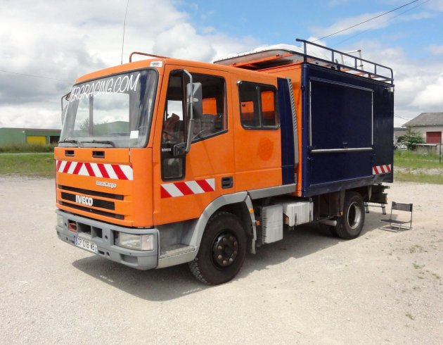 IvecoWithTent