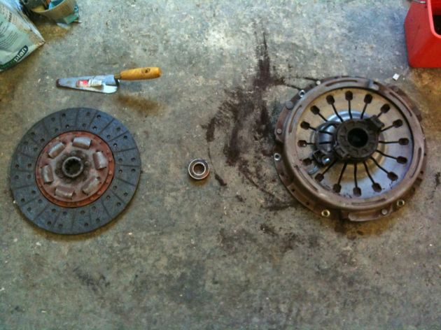 Iveco Clutch
