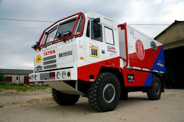 Erg Racing Tatra N2
